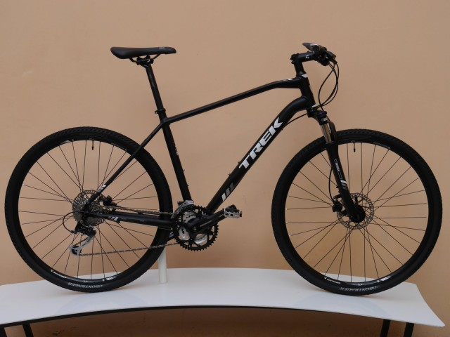 Trek 8 2 Dual Sports All Terrain Bicycle Life Style By